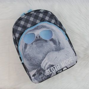 Sloth backpack